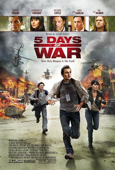 5 Days of War online cz