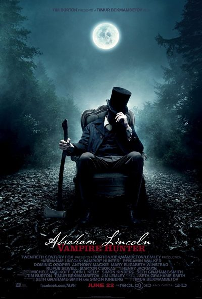 Abraham Lincoln Lovec upírov online cz