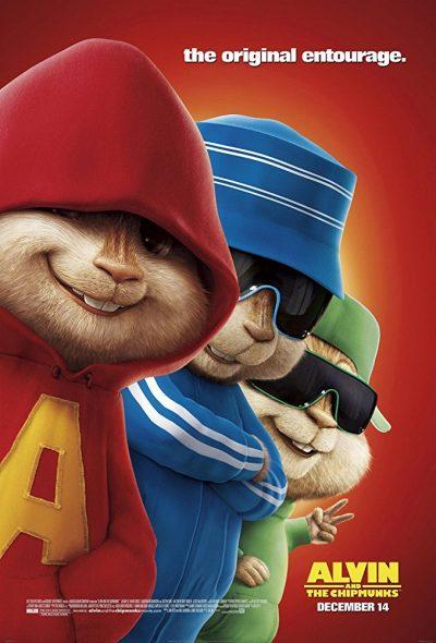 Alvin a Chipmunkovia 1 online cz