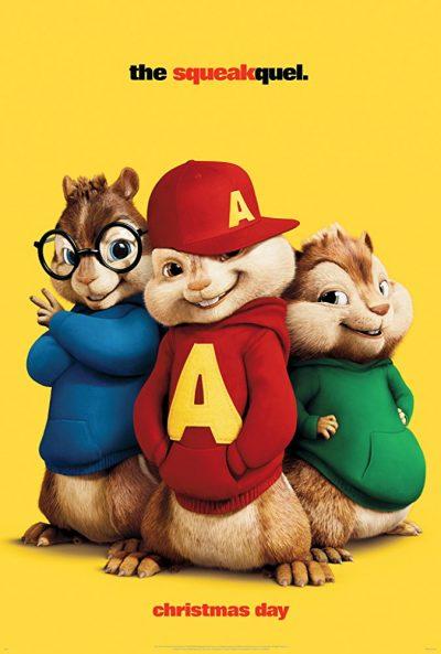 Alvin a Chipmunkovia 2 online cz