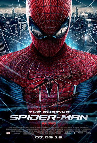Amazing Spider-Man 1 online cz