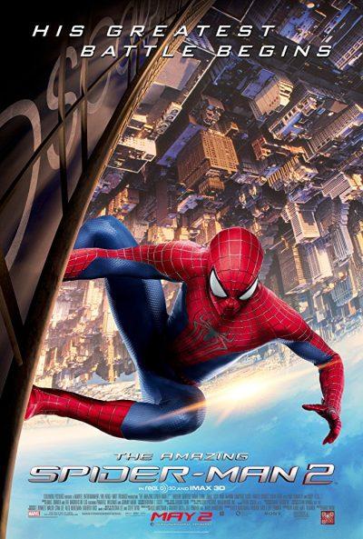 Amazing Spider-Man 2 online cz
