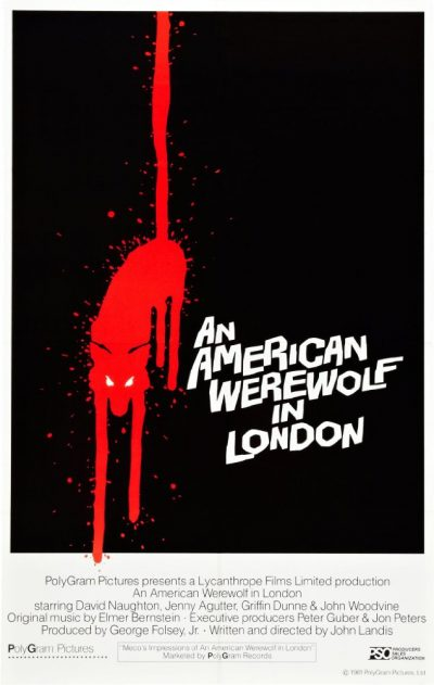 Americký vlkolak v Londýne online film