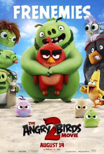 Angry Birds vo filme 2 online cz