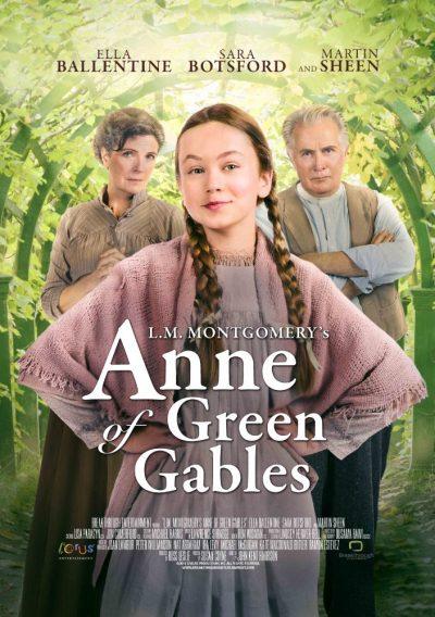 Anne z Green Gables online cz