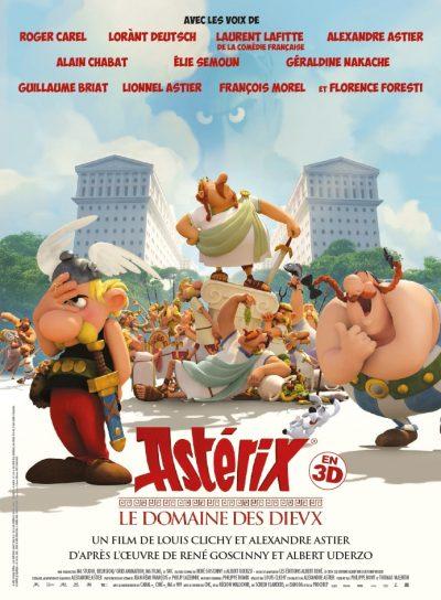 Asterix Sídlo bohov online cz