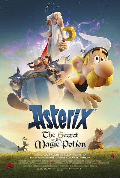 Asterix a tajomstvo čarovného nápoja online cz
