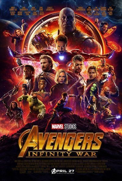Avengers Nekonečná vojna online cz