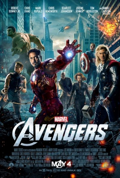 Avengers Pomstitelia online cz