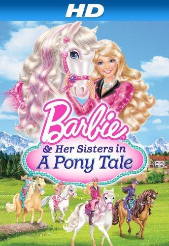 Barbie a poníková akadémia online cz