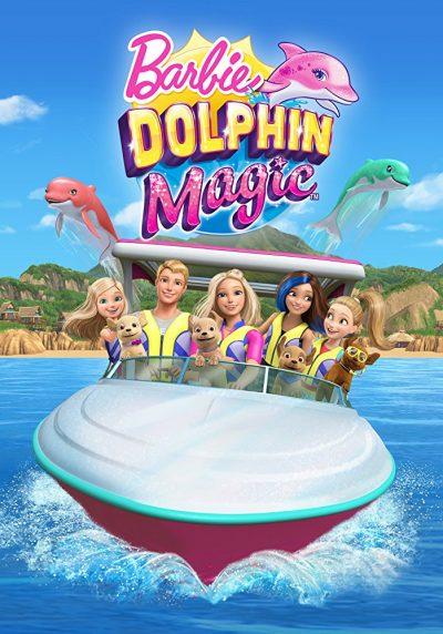 Barbie - magický delfín online cz