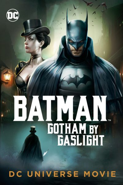 Batman Gotham by Gaslight online cz