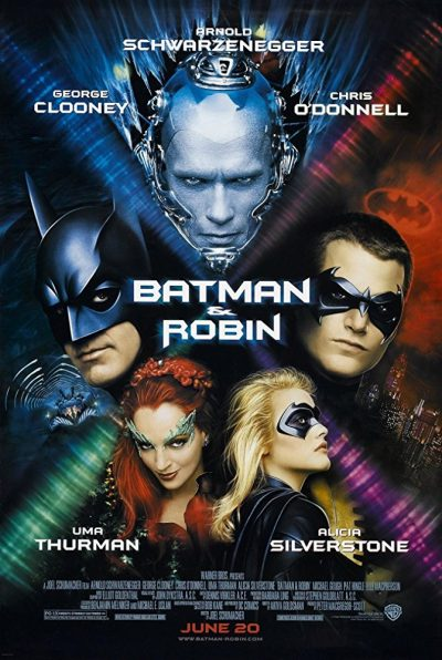 Batman a Robin online cz