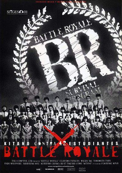 Battle Royale online cz