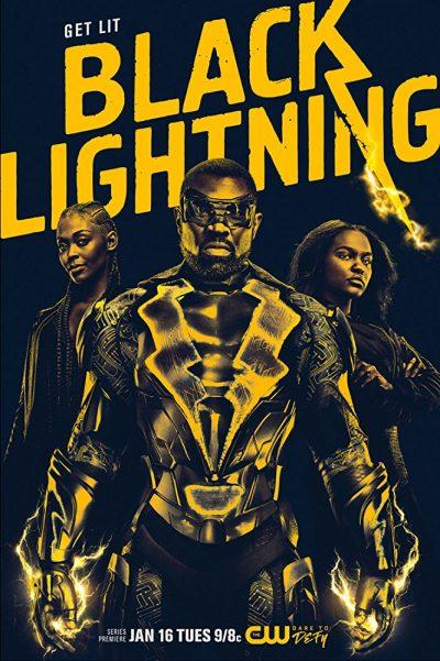 Black Lightning online seriál