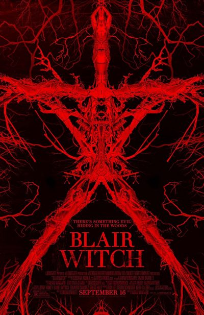 Blair Witch 20 let poté online cz