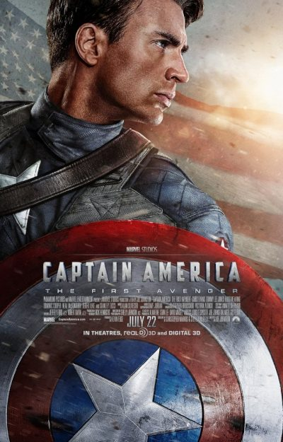 Captain America Prvý Avenger online cz