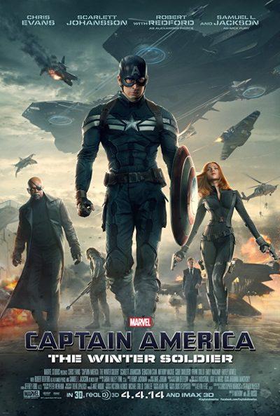 Captain America Zimný vojak online cz