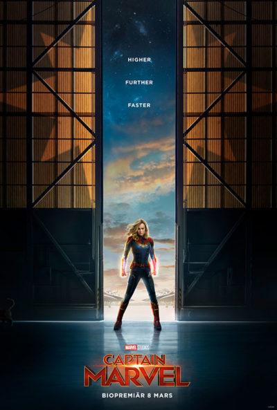 Captain Marvel online cz