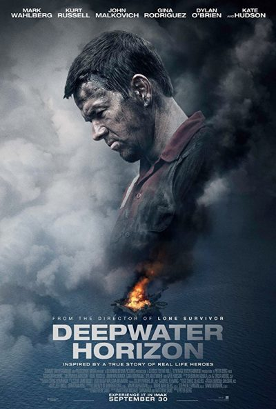 Deepwater Horizon More v plameňoch online cz