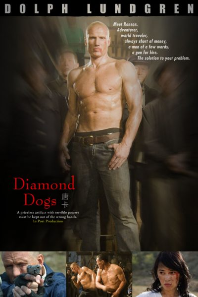 Diamantoví psi online cz