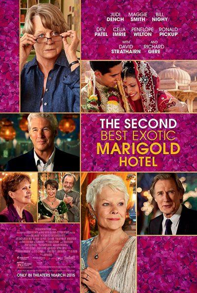 Druhý úžasný hotel Marigold online cz