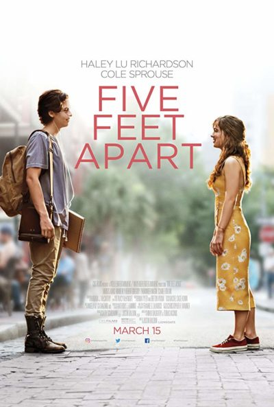 Five Feet Apart online cz