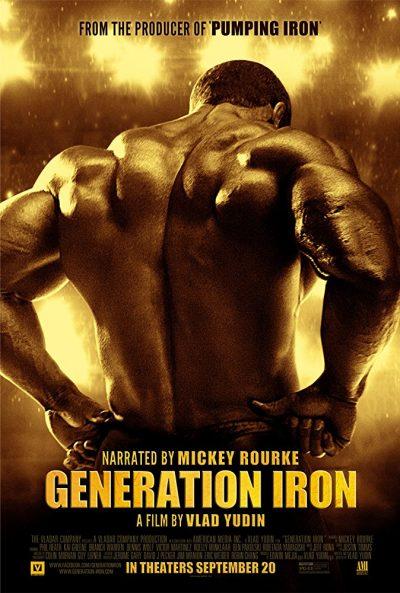 Generation Iron 1 online cz