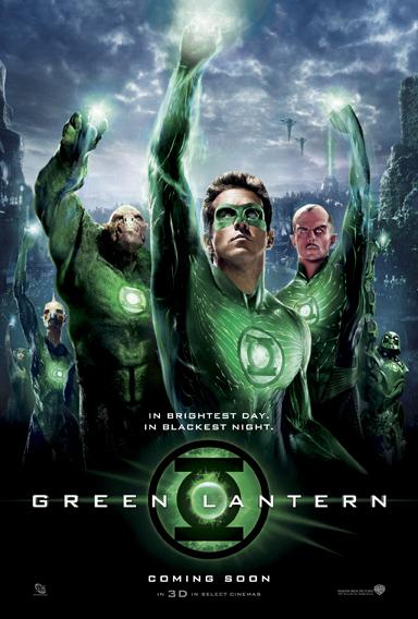 Green Lantern online cz