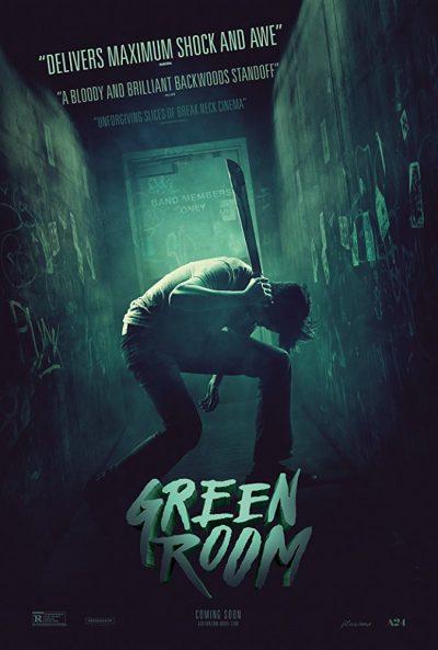 Green Room online cz