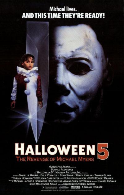 Halloween 5 online cz