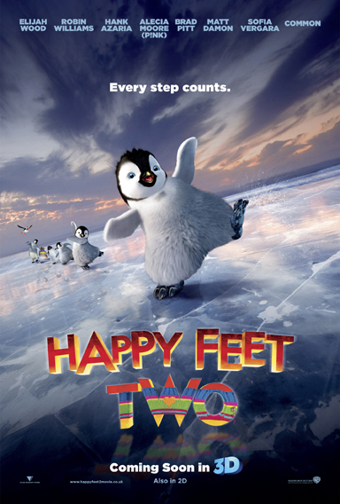 Happy Feet 2 online cz