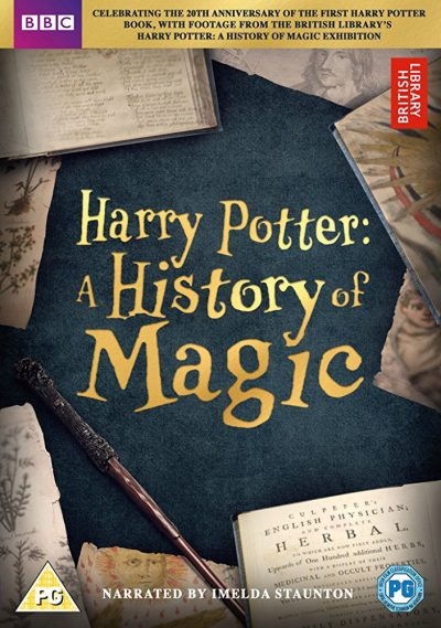 Harry Potter A History of Magic online cz
