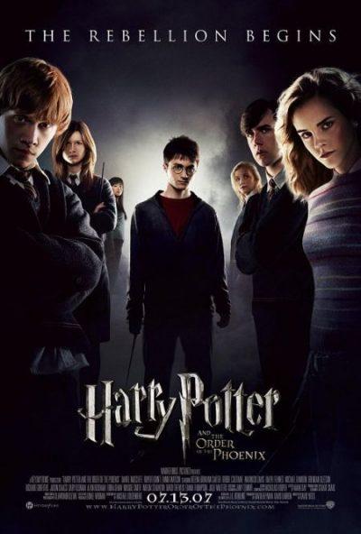 Harry Potter a Fénixov rád online cz