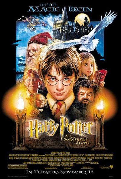 Harry Potter a Kameň mudrcov online cz