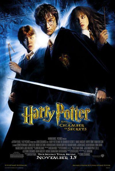 Harry Potter a Tajomná komnata online cz