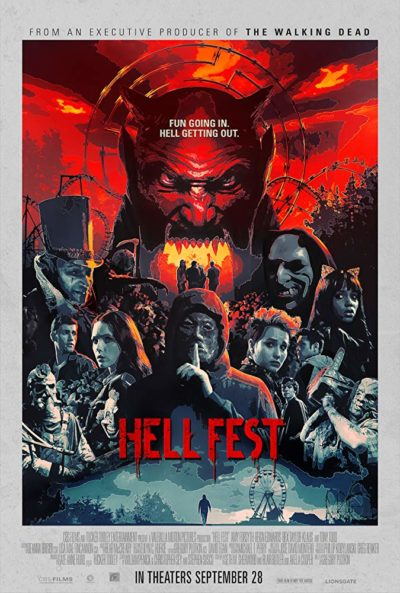 Hell Fest Park hrôzy online cz
