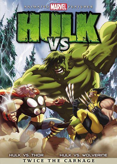 Hulk Vs. online cz