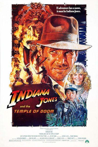Indiana Jones a Chrám skazy online cz