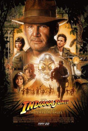 Indiana Jones a Kráľovstvo krištáľovej lebky online cz