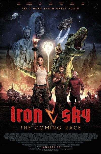 Iron Sky 2 The Coming Race online cz