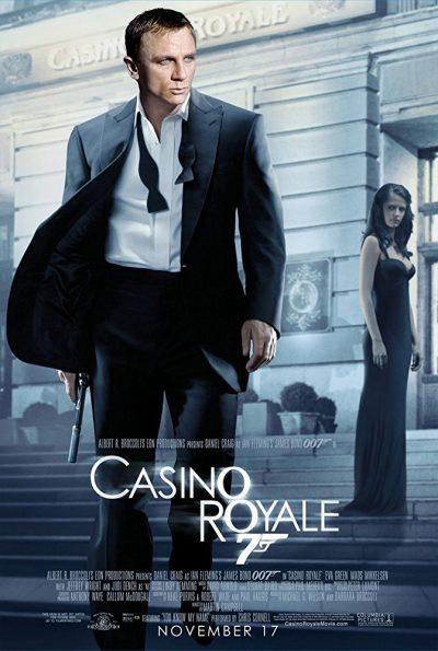 James Bond Casino Royale online cz