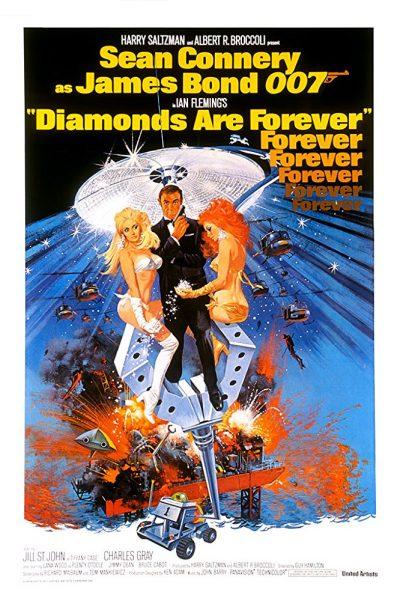 James Bond Diamanty sú večné online cz