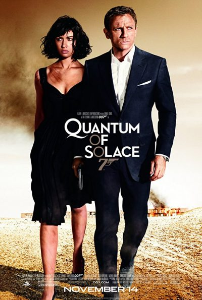 James Bond Quantum of Solace online cz