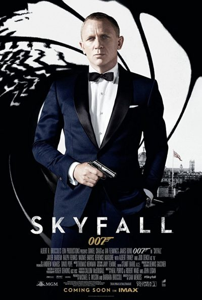 James Bond Skyfall online cz
