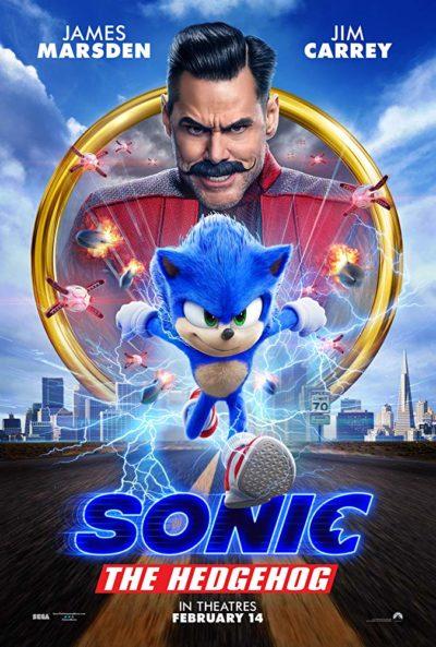Ježko Sonic online cz