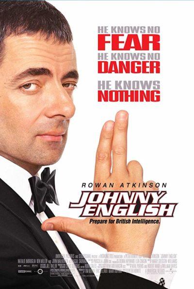 Johnny English 1 online cz