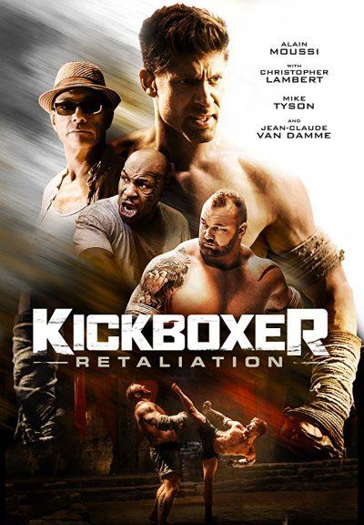 Kickboxer Retaliation online film cz