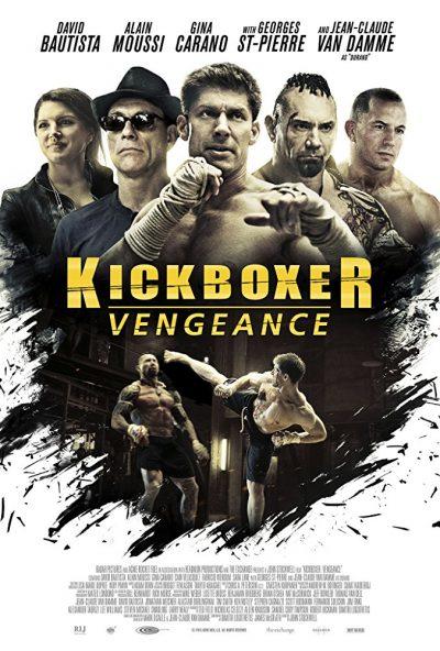 Kickboxer Vengeance online cz