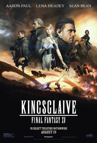 Kingsglaive Final Fantasy XV online cz